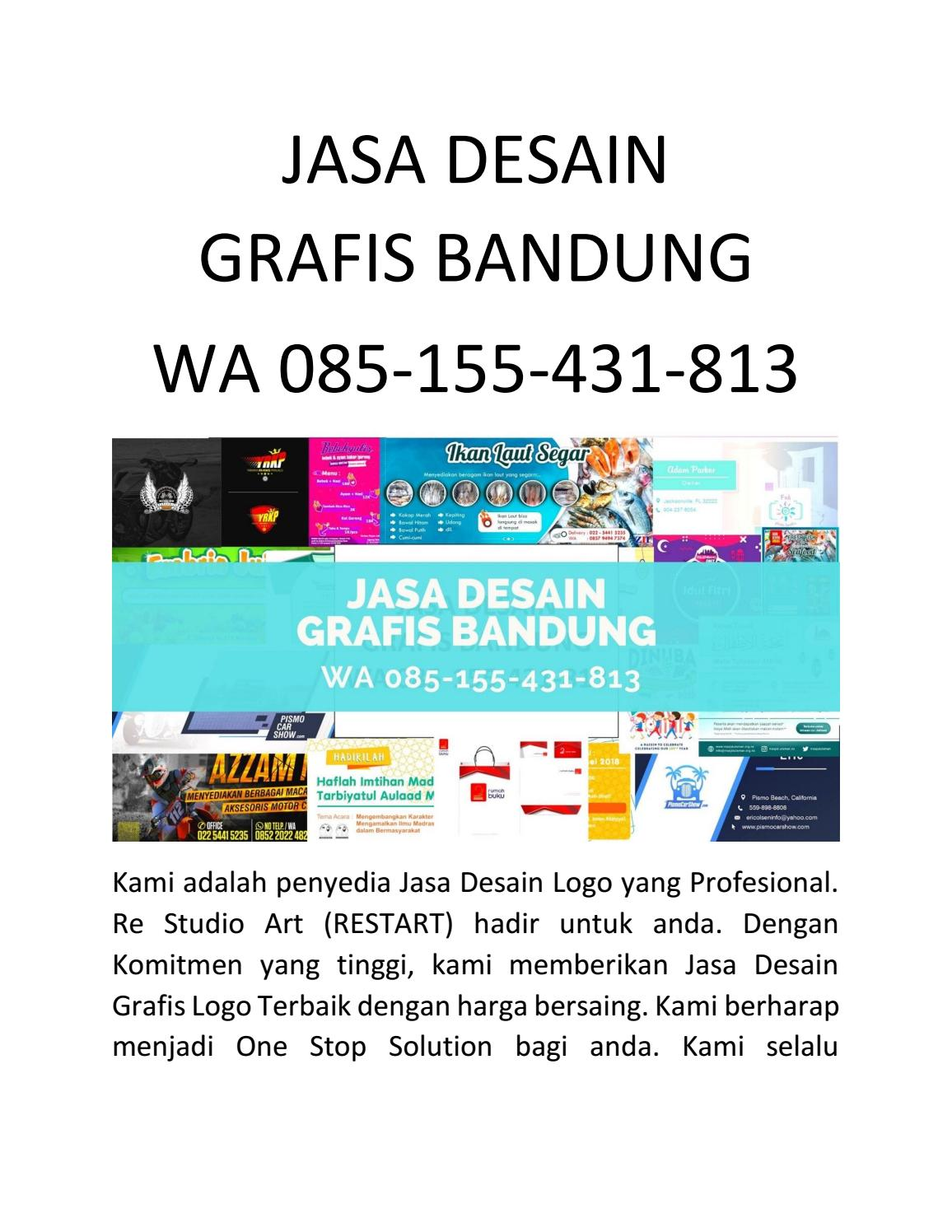 TERKENAL WA 10-10-10-10 Jasa Desain Bandung by