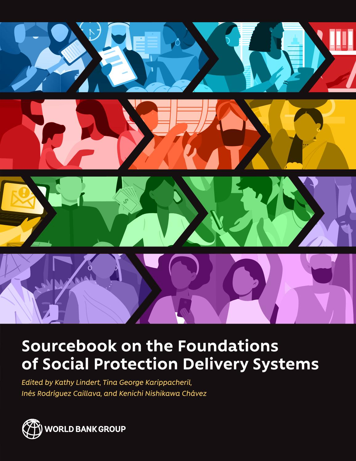 Sourcebook On The Foundations Of Social Protection Delivery Systems By World Bank Group Publications Issuu