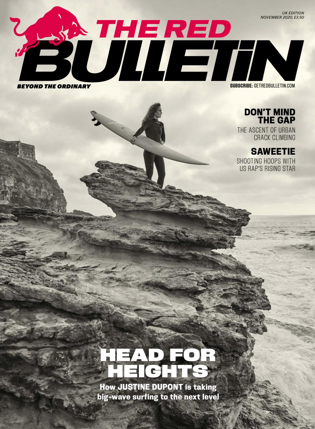 The Red Bulletin UK 11/20 by Red Bull Media House issuu