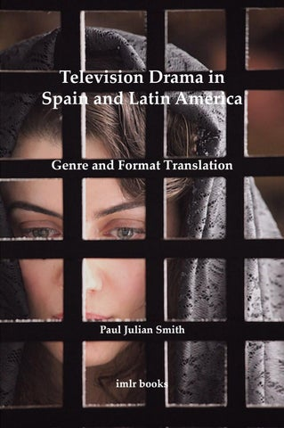 Television drama in Spain and Latin America: Genre and Format ...