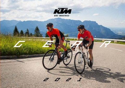 KTM BIKE INDUSTRIES gear catalogue from season 2021