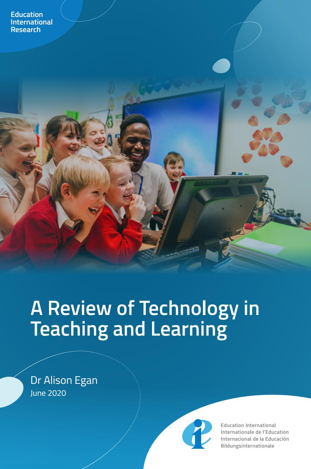 A Review of Technology in Teaching and Learning by Education ...