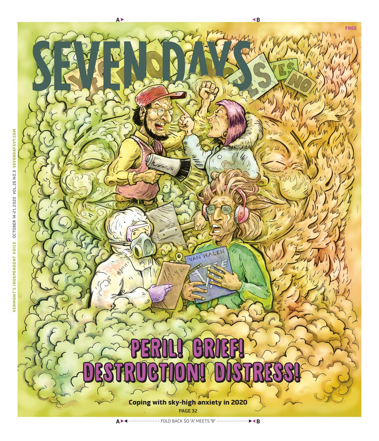 Seven Days October 14 2020 By Seven Days Issuu
