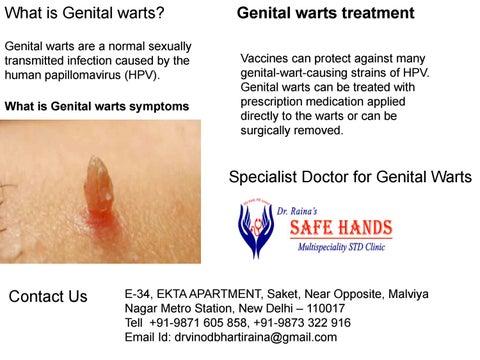 hpv wart treatment virusi falsi