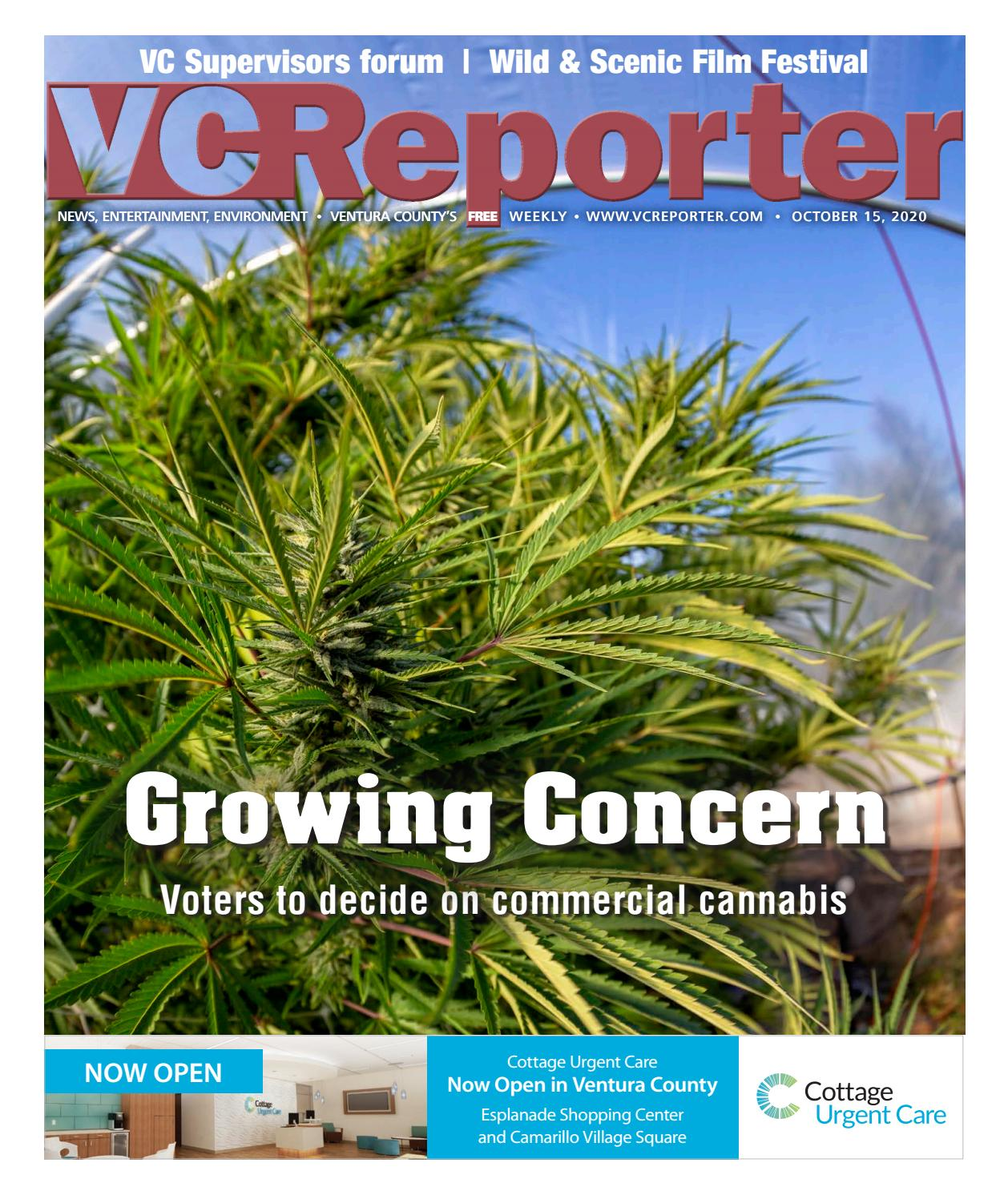 Vcreporter 10 15 2020 By Times Media Group Issuu