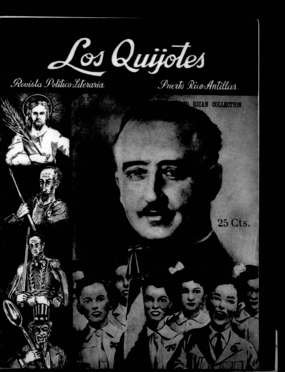 Los Quijotes 14 Jun 1949 By La Coleccion Puertorriquena Issuu