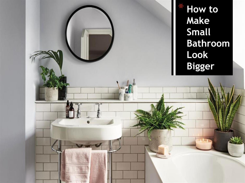 15 Small Bathroom Ideas To Make It Feel Bigger By Ankit Kapoor Issuu