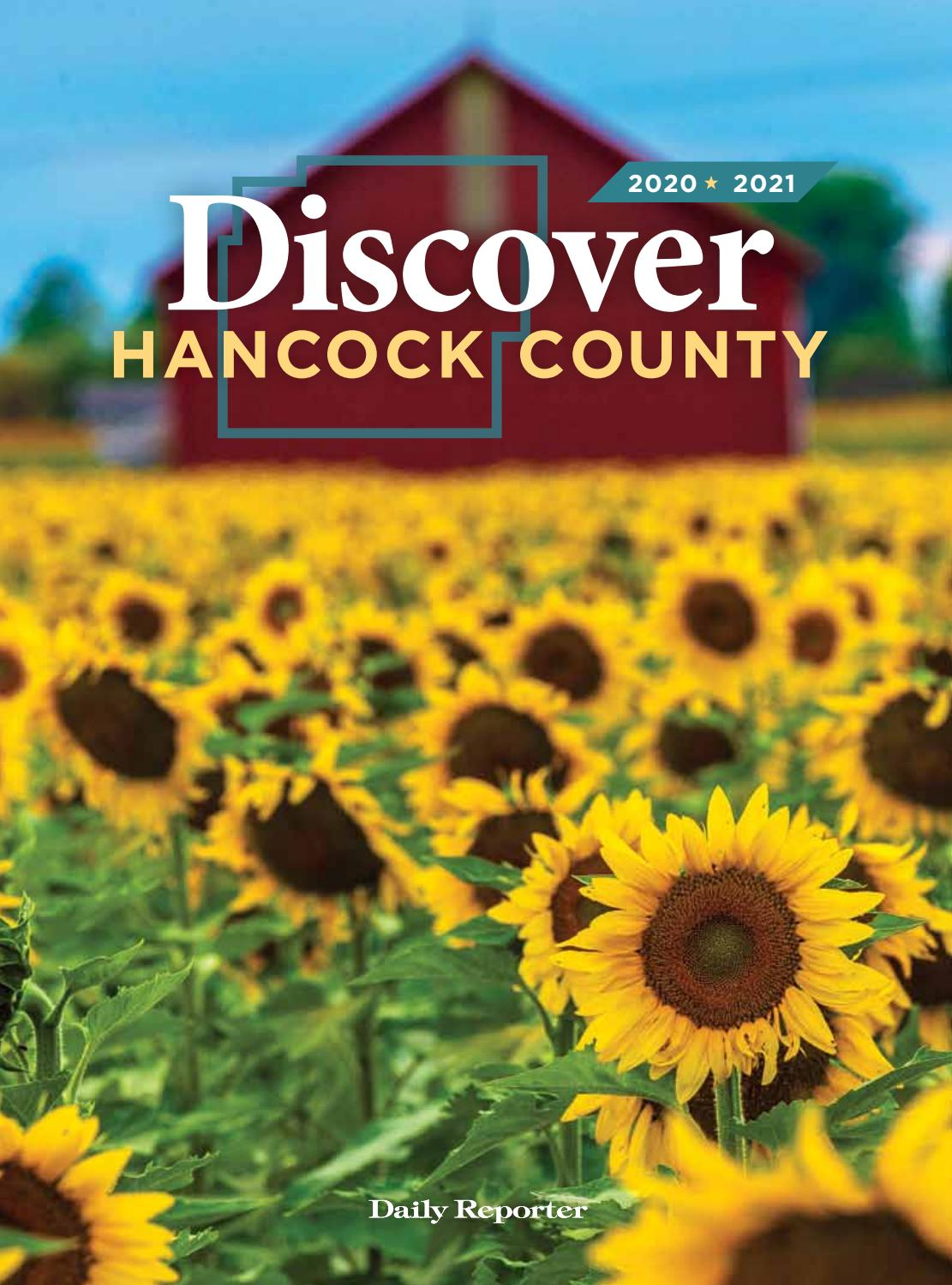 Discover Hancock County 2020 By Greenfield Daily Reporter Issuu
