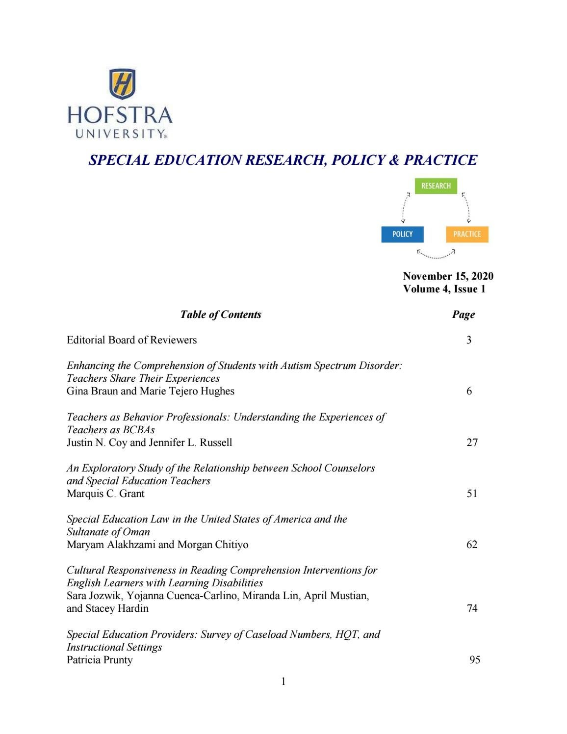 2020 Special Education Research Policy Practice By Hofstra University Issuu Walsh university sports news and features, including conference, nickname, location and official social media handles. 2020 special education research policy