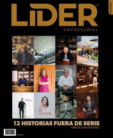Líder Empresarial Zacatecas No. 13