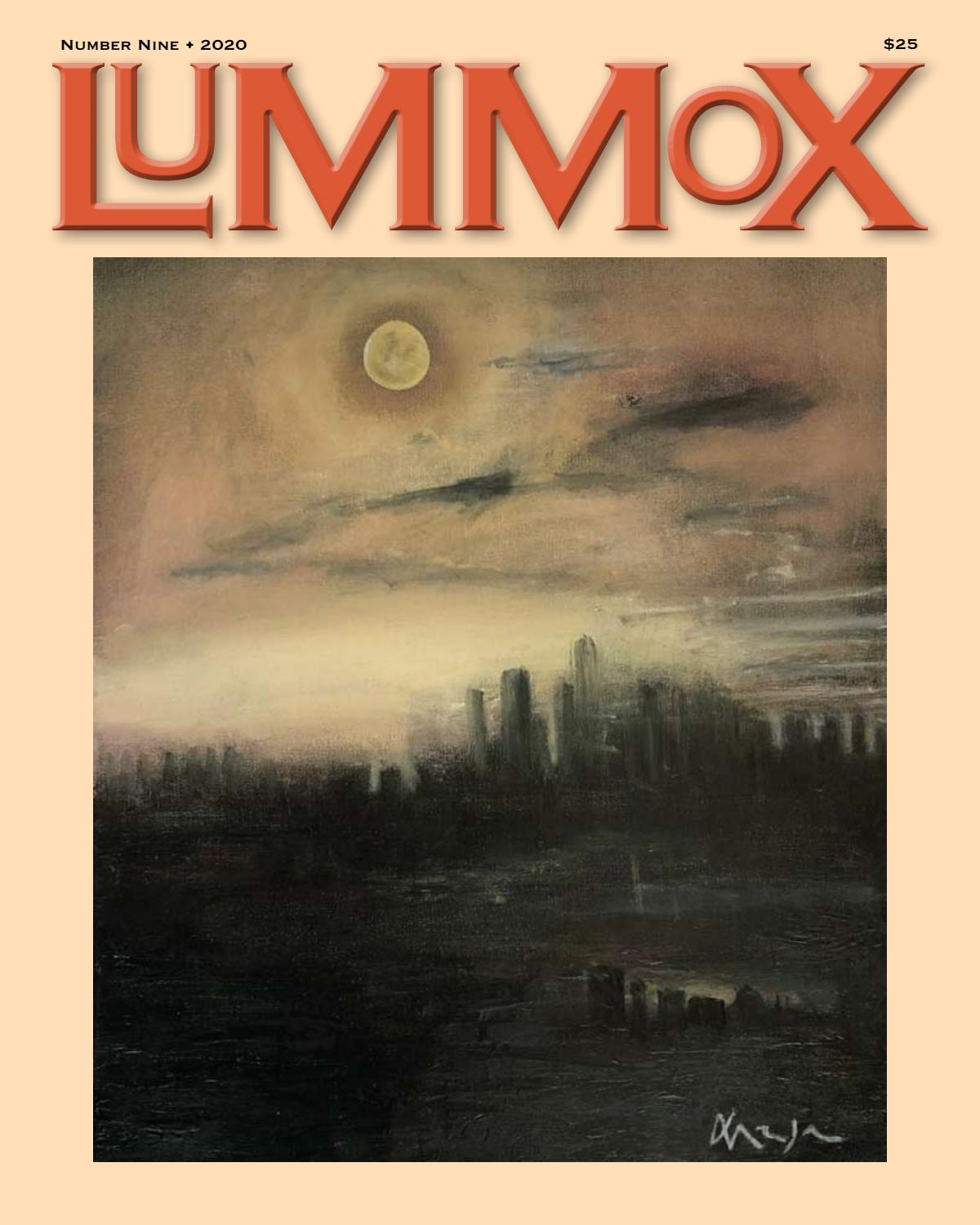Lummox Poetry Anthology 9 By Lummox Productions Issuu