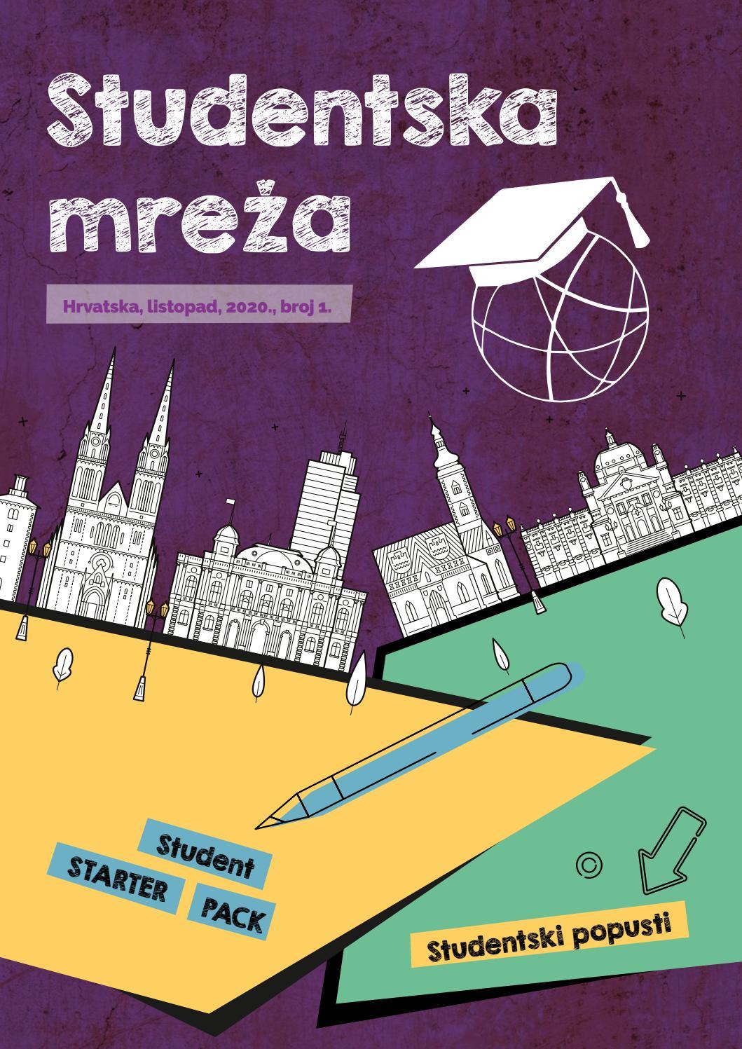 Studentska Mreza 1 2020 By Studentskamreza Issuu