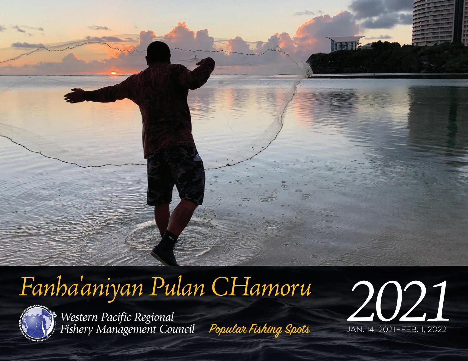 Lunar Fishing Calendar 2022.2021 Fanha Aniyan Pulan Chamoru Calendar Guam Lunar Calendar By Western Pacific Regional Fishery Management Council Issuu