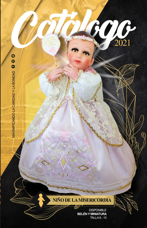 Catalogo 2021 Vestidos De Nino Dios By Daniel Pineda Issuu