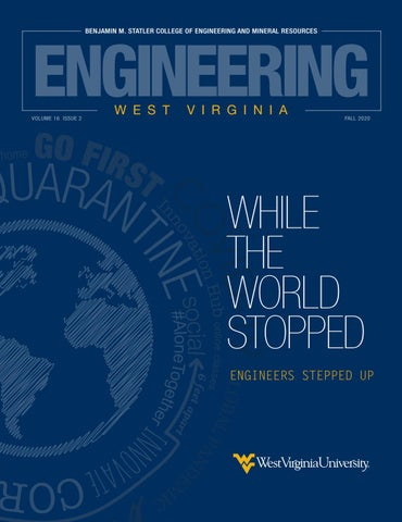 Wvu Statler College Engineering Wv 2020 Fall Magazine By Of And Mineral Resource Issuu Shpe Dissertation Scholarship