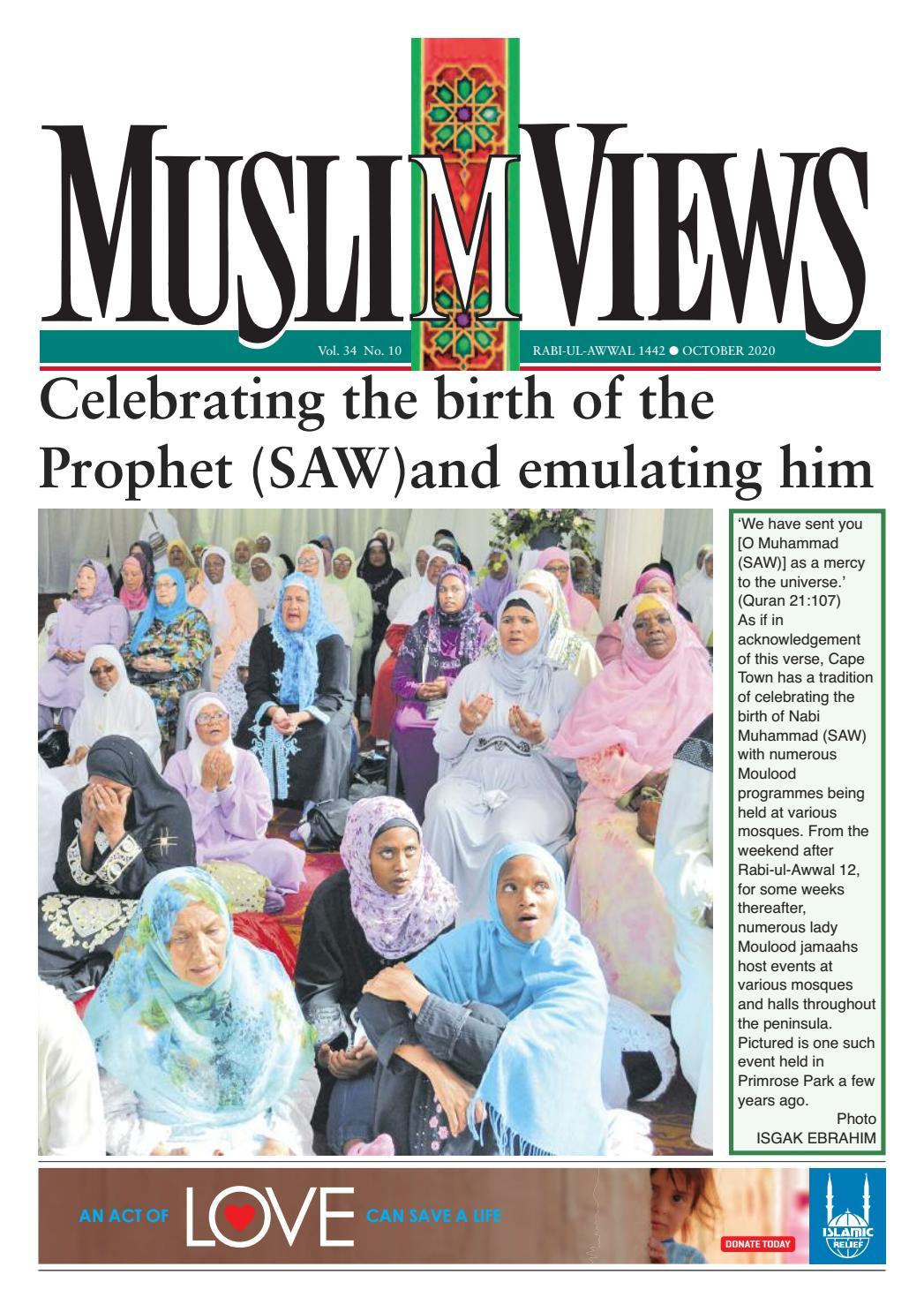 site- ul islamic de dating cape town)