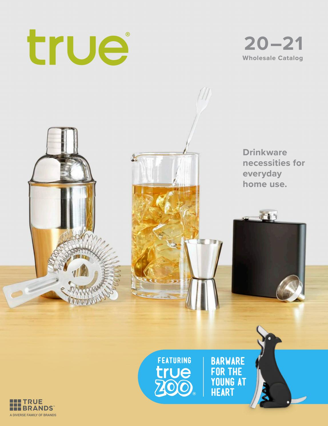 True Brands True Zoo Catalog October 2020 By Theporticocollection Issuu