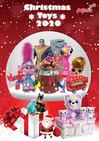 Christmas Toy Catalog 2020 Christmas 2020 Toy Catalogue by abgee   issuu