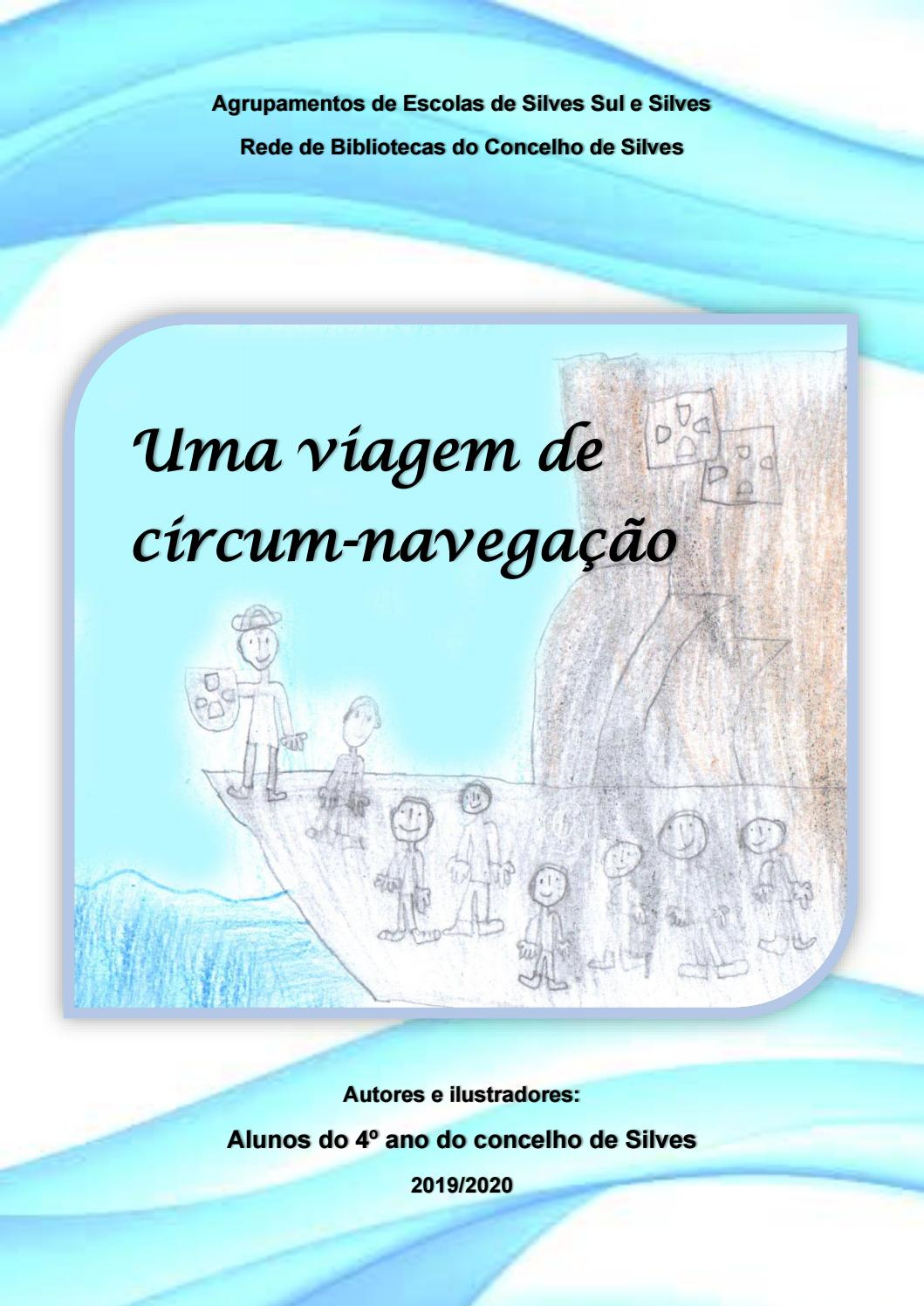 Uma Viagem De Circum Navegação By Biblioteca Escolar João De Deus Bejd Issuu