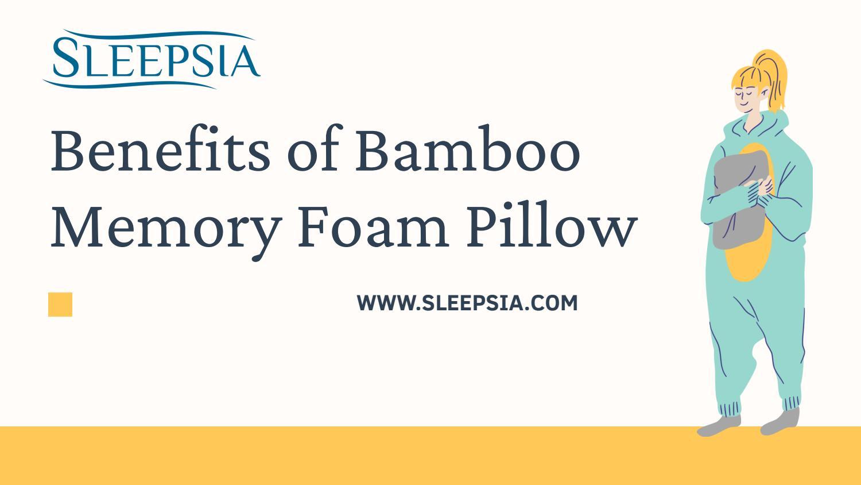 Benefits of Memory Foam Pillow