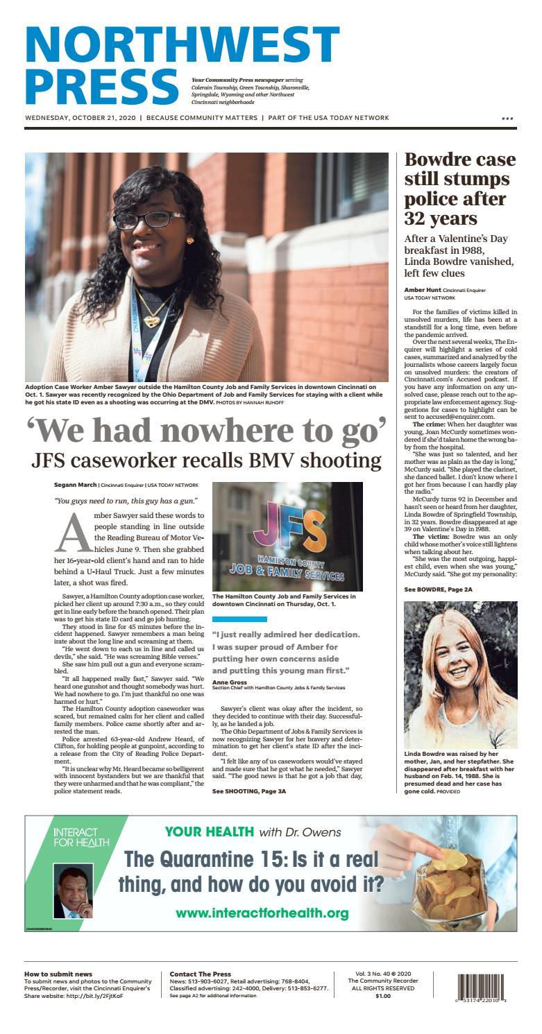 Northwest Press 10 21 20 By Enquirer Media Issuu