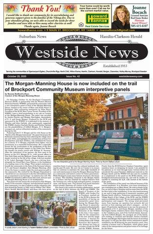 Westside News October 25 2020 By Westside News Inc Issuu