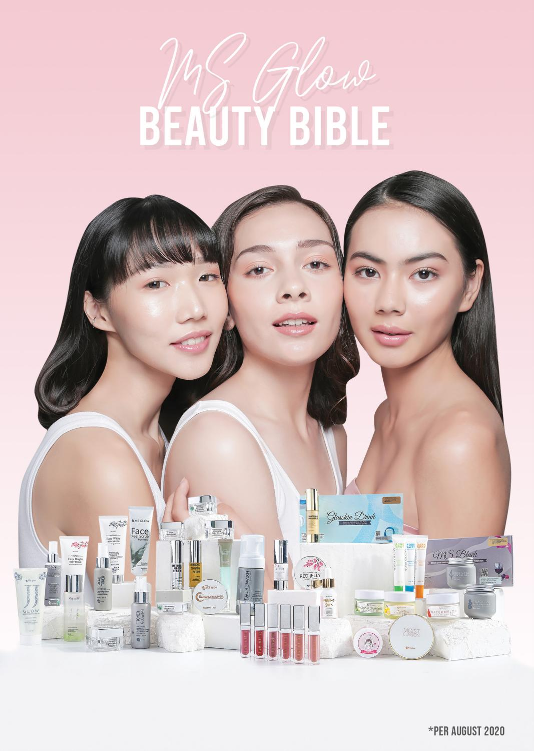 Katalog Ms Glow Beauty By Rizky Lia Nurlina Issuu
