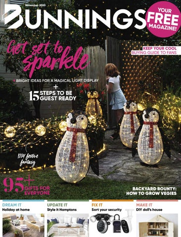 Bunnings Magazine November 2020 By Bunnings Issuu