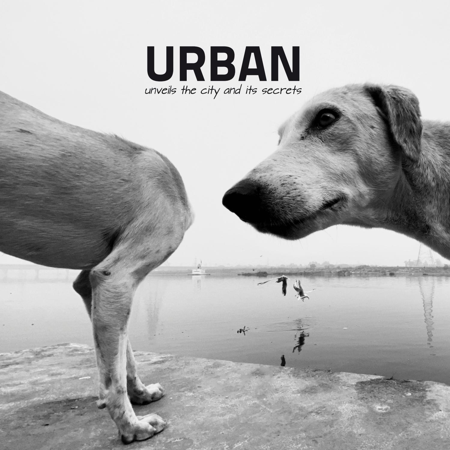 URBAN unveils the City and its Secrets - Vol. 06