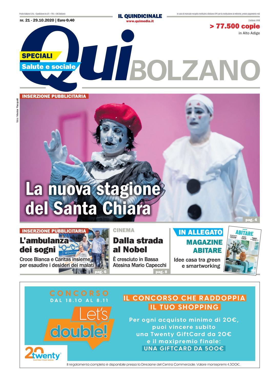 Quibolzano Nr21 2020 By Suedtirolonline Issuu