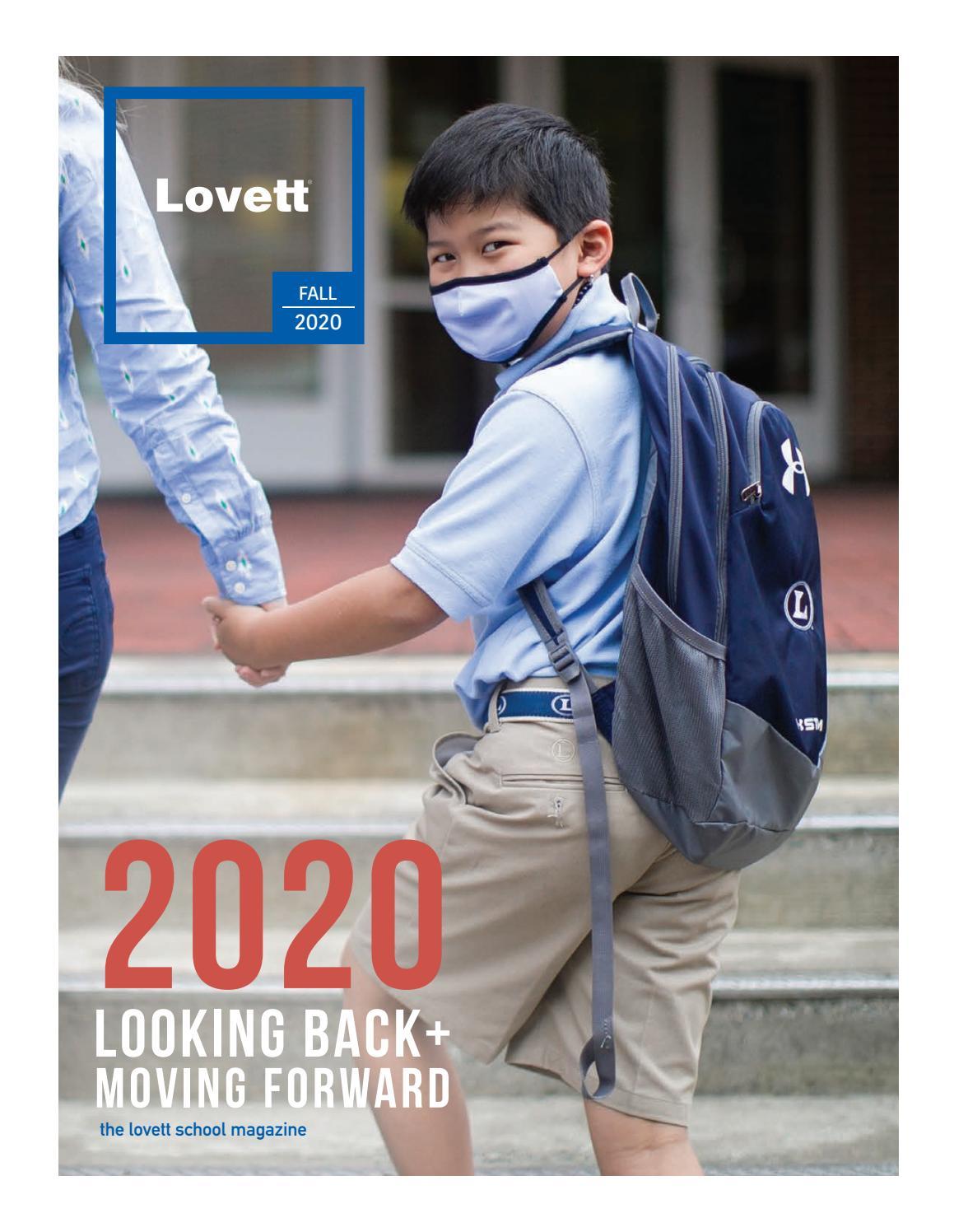 The Lovett School Magazine, Fall 2020