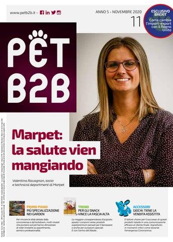 Pet B2b Novembre 2020 By By Editoriale Farlastrada Issuu