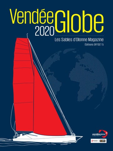 Les Sables D Olonne Magazine Vendee Globe By Offset5 Issuu