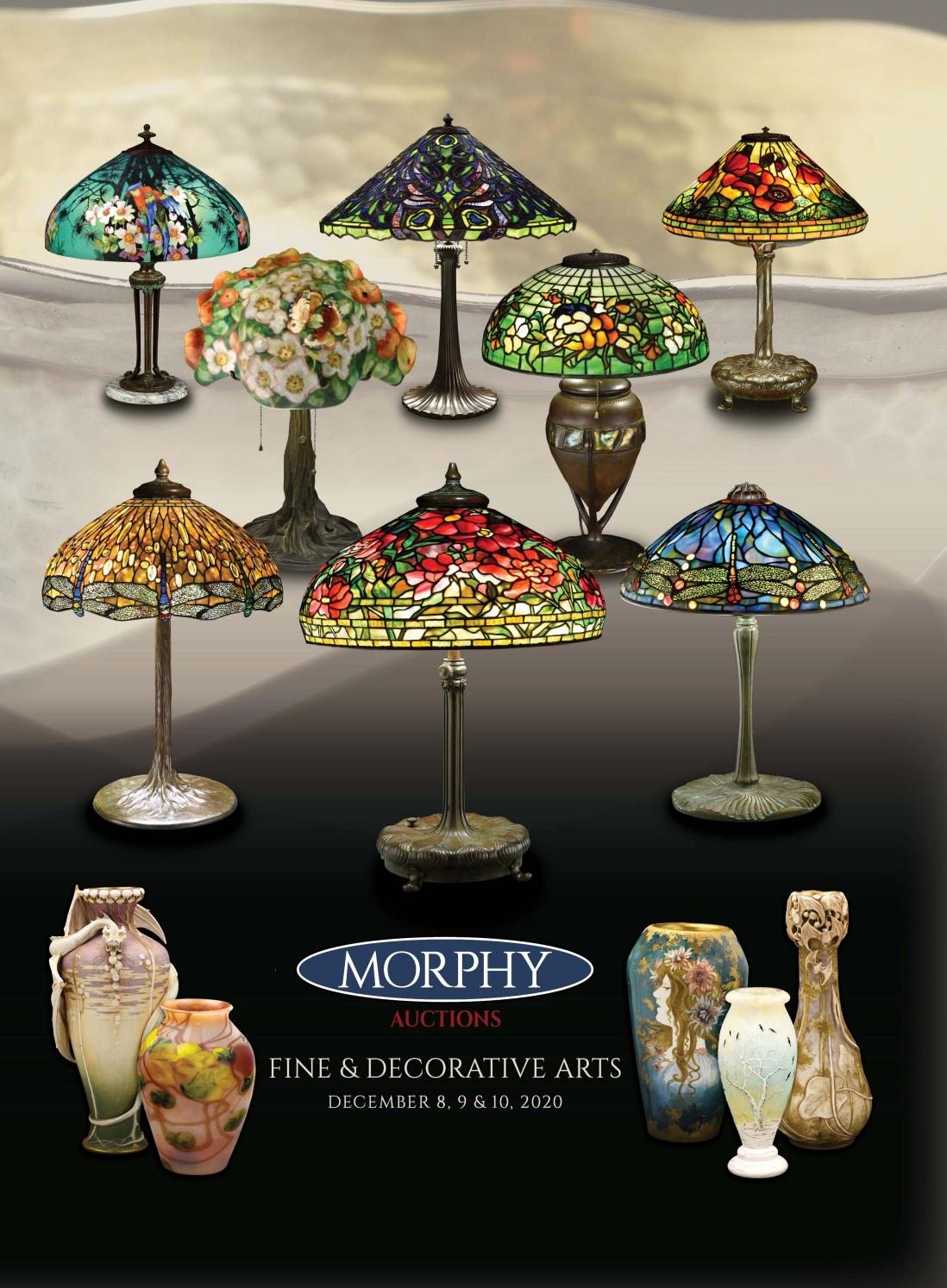 2020 December 8 9 10 Fine Decorative Arts By Morphy Auctions Issuu