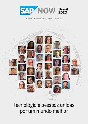 Veja a Revista SAP NOW 2020