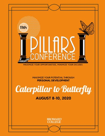 Broward College Academic Calendar 2022.Pillars Conference Program 2020 By Broward College Sbshs Pathway Issuu