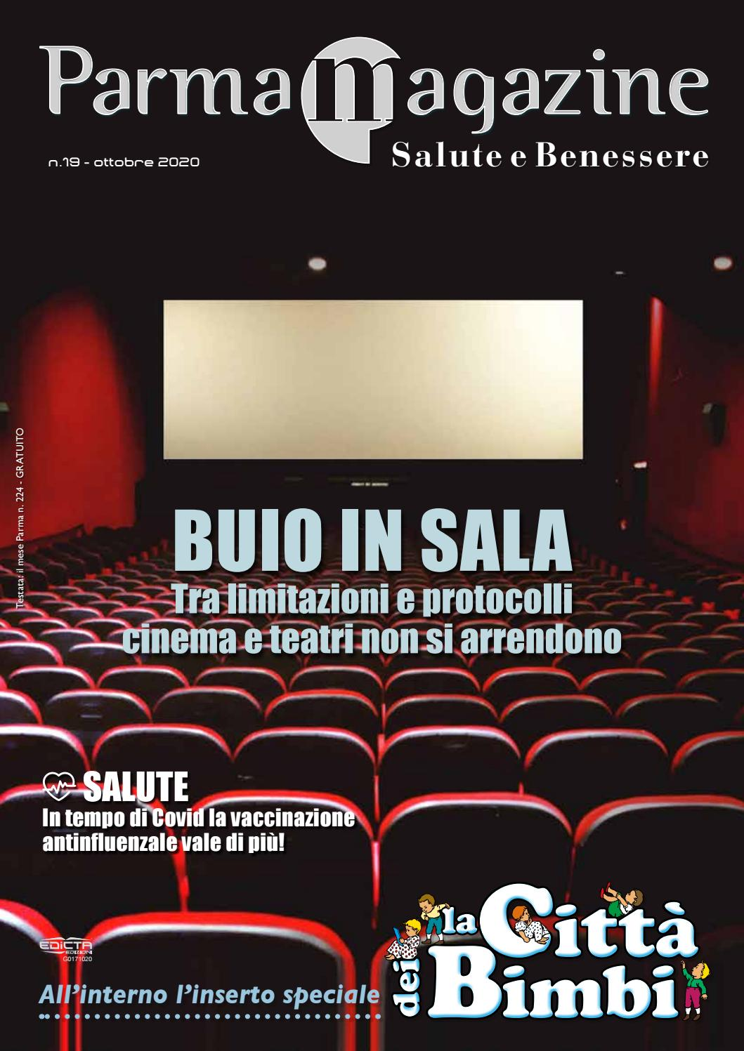 Parma Magazine Salute E Benessere N 19 By Edicta Issuu