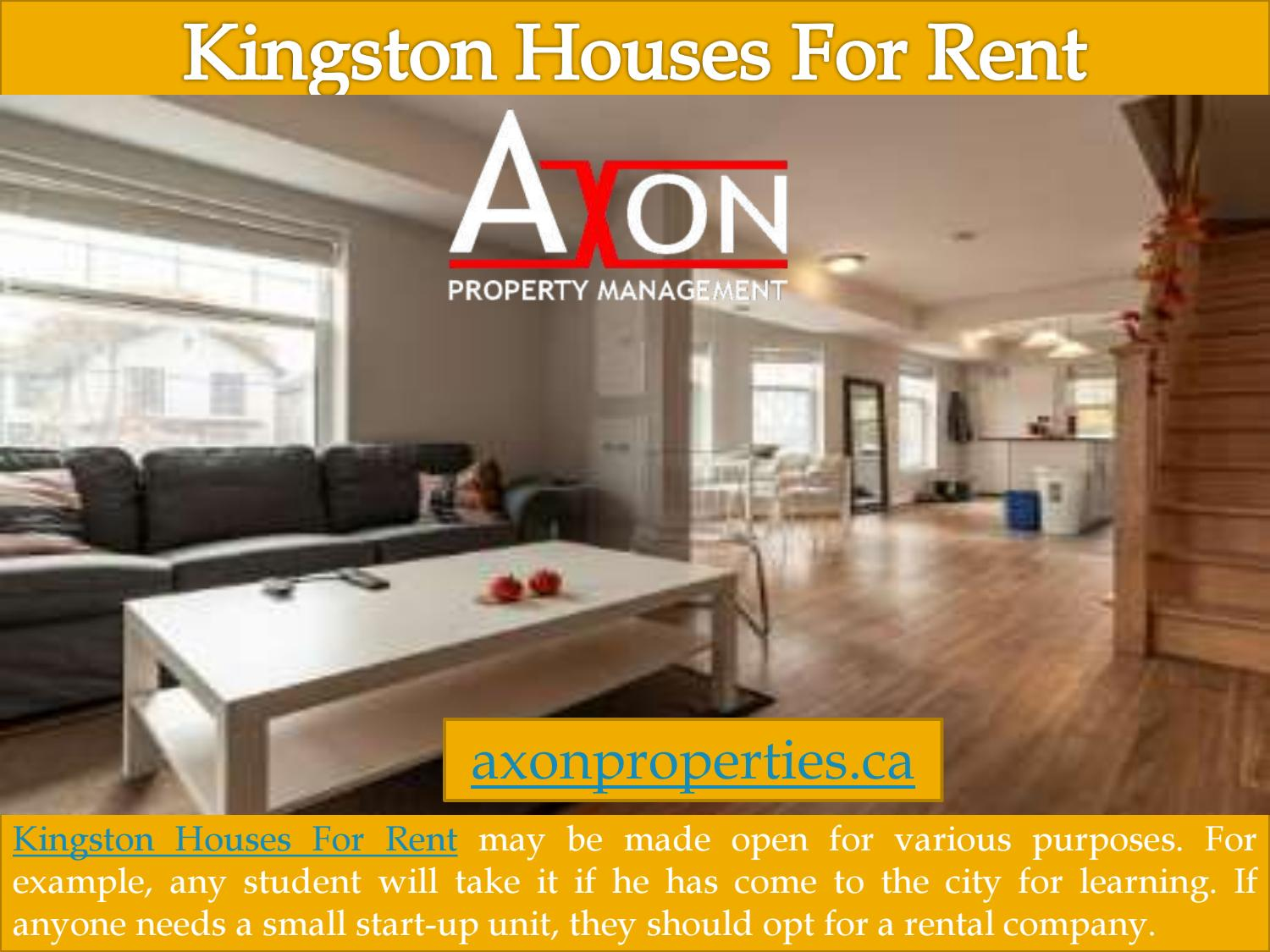 Apartment For Rent In Kingston - cover