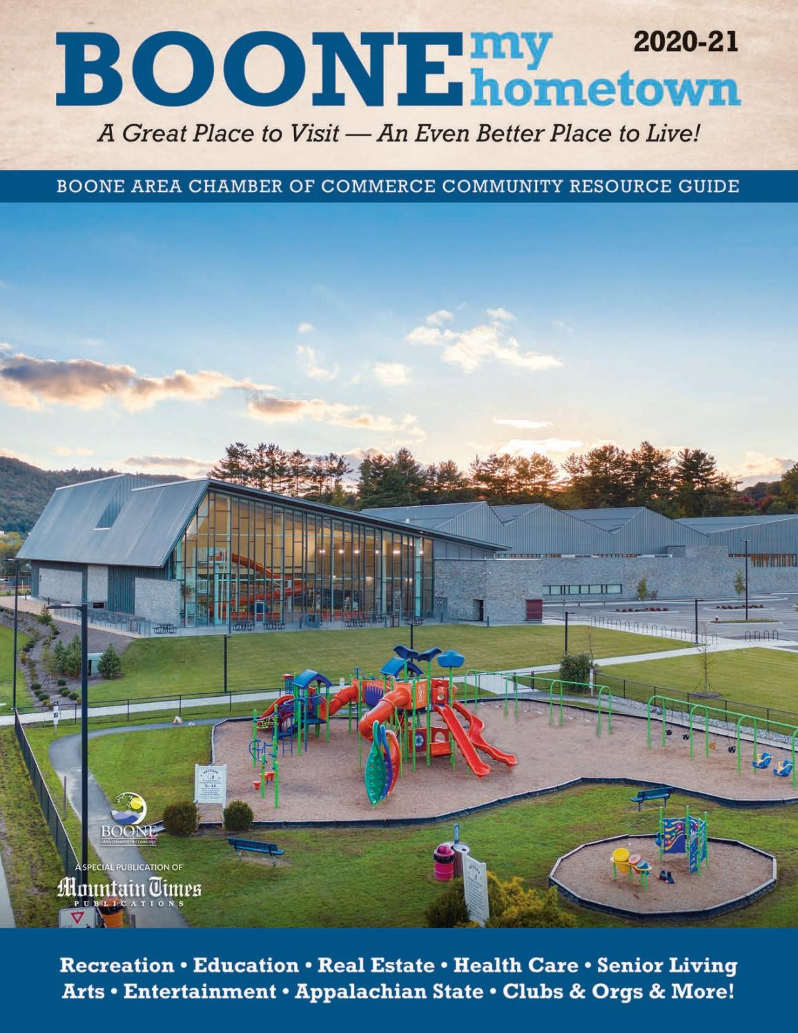 Boone My Hometown 2020 21 By Mountain Times Publications Issuu Search by location, salary, full/part time, commute options, and more. boone my hometown 2020 21 by mountain