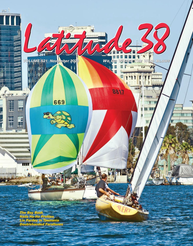 Latitude 38 Nov 2020 By Latitude 38 Media Llc Issuu
