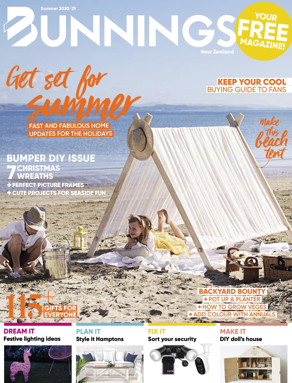 Bunnings Nz Magazine Summer 2020 By Bunnings Issuu