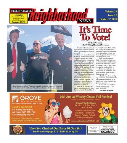 Wesley Chapel Neighborhood News Volume 28 Issue 22 October 27 2020 By Neighborhood News Issuu Submitted 4 months ago by popvk. wesley chapel neighborhood news volume