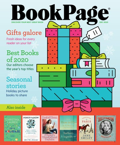Cover of 'December 2020 BookPage'