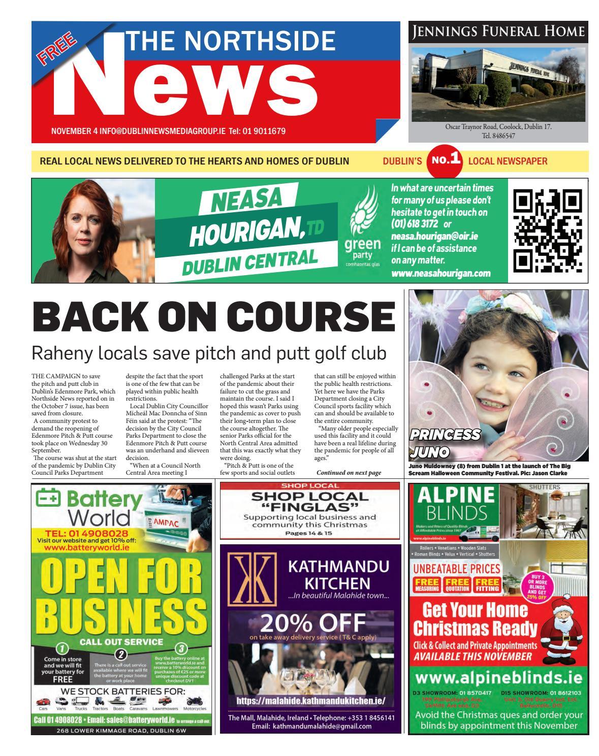 Northside News 04 11 20 By Dublinnewsmedia Issuu