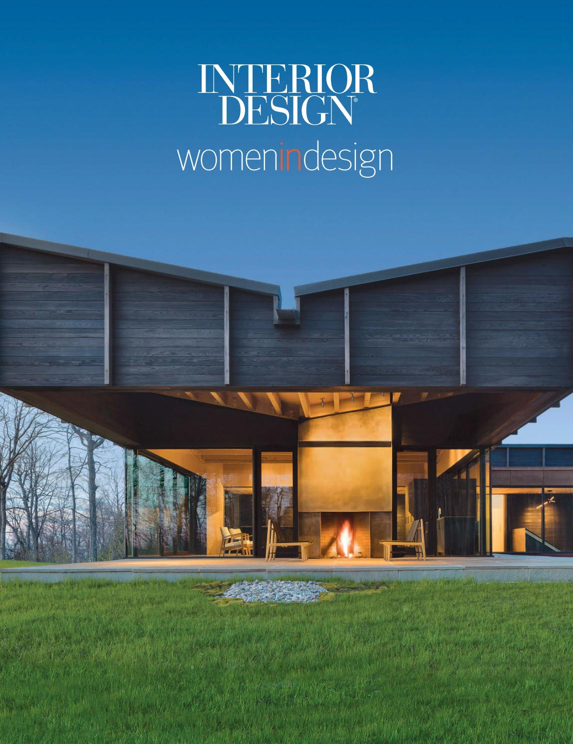 Interior Design Women In Design 2020 By Interior Design Magazine Issuu
