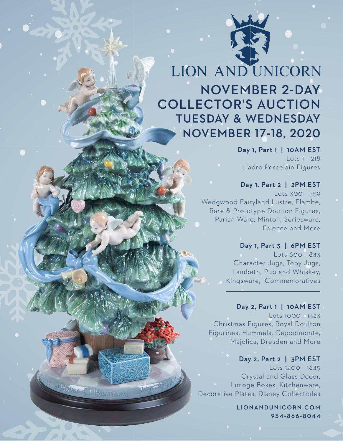 November 2day Collectors Catalog By Lion And Unicorn Issuu