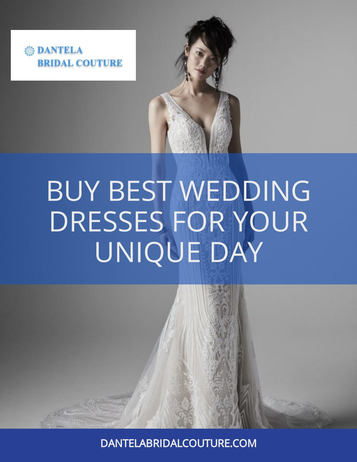 Wedding Dresses In Chicago by Dantela Bridal Couture   issuu