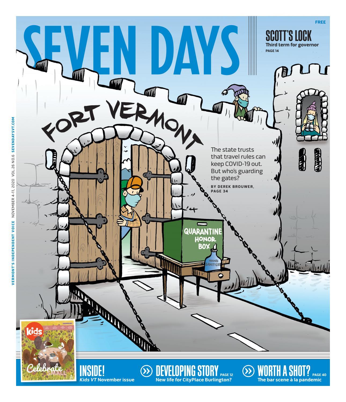 Seven Days November 4 2020 By Seven Days Issuu