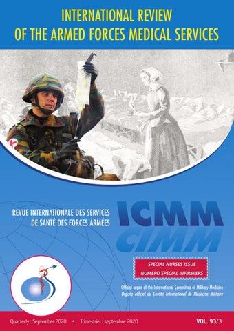 Revue Internationale Des Services De Sante Des Forces Armees Cimm Vol 93 3 By Khalil Nouira Issuu