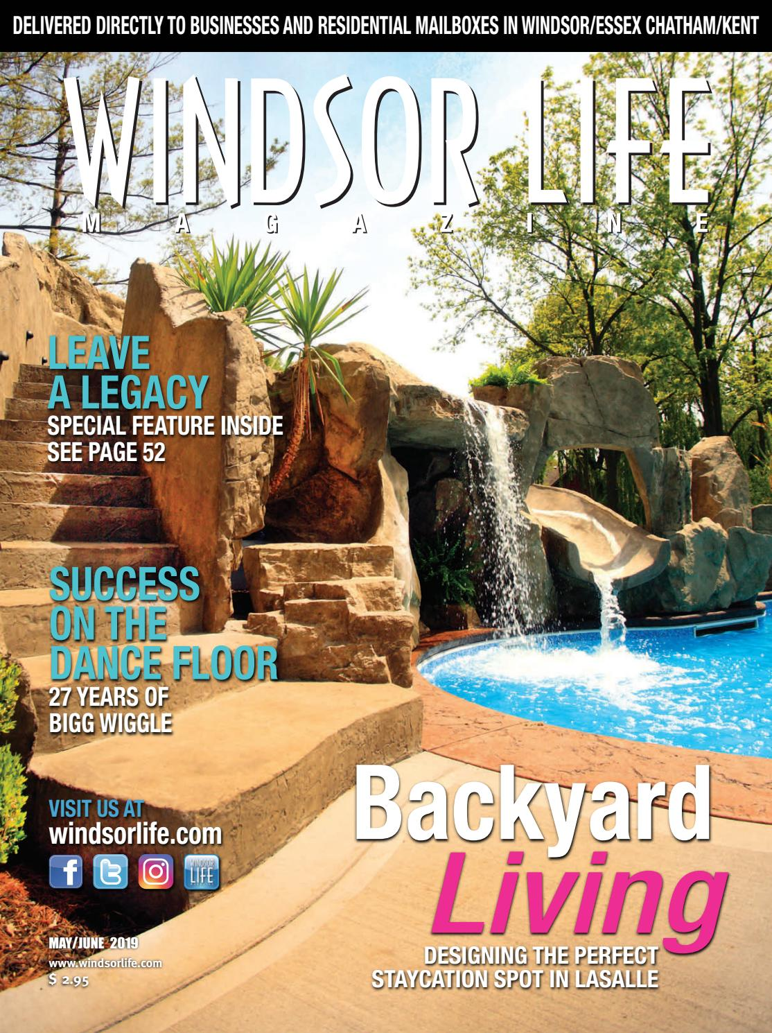 Windsor Life Magazine May June 2019 By Windsor Life Magazine Issuu